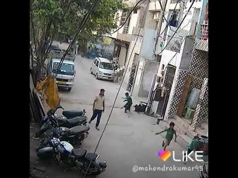 Very funny video dog & desi girl and family