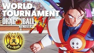 Dragon Ball Xenoverse - 7 SECOND WORLD TOURNAMENT FIGHT?! - (Xbox One Gameplay) E124 | Pungence