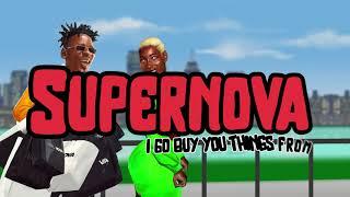 Mr Eazi   Supernova (Visualizer)