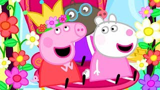 Peppa Pig Full Episodes | The Carnival | Cartoons For Children