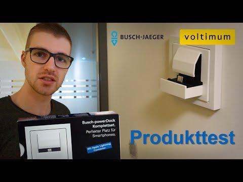 Busch-powerDock im Test – Komfortabel laden | Voltimum Produkttest