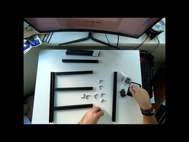 PC-JMK5-Cool 5 assembly