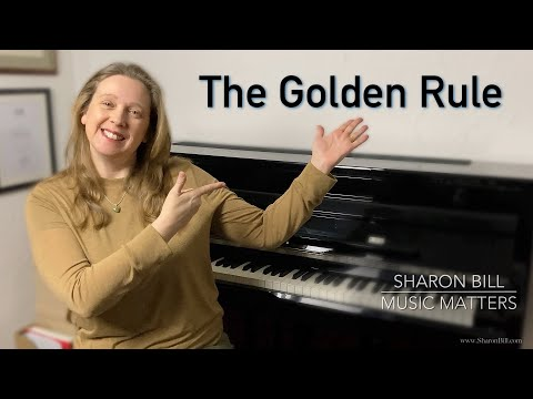 The Golden Rule (ABRSM Multiple Choice Music Theory Technique ...