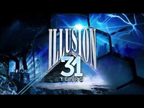 Trailer for 31 Years Illusion at Rio Club