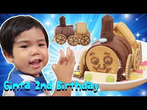 Ginta 2nd Birthday★ぎんた2さいバースデー