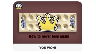 How To Play Mancala On Game Pigeon
