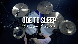Ode to Sleep - Twenty One Pilots Drum Cover