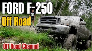 preview picture of video 'American Pickup Ford F-250 Off-Road compilation'