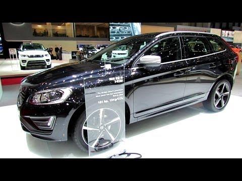 Volvo  XC 60 Паркетник класса J - рекламное видео 3