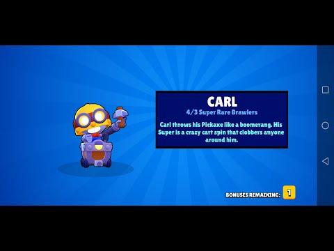 GANHEI O CARL!!! | Abrindo Caixas #1
