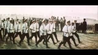 Бой Советской Красной Армии против Белой Царской Триколорной