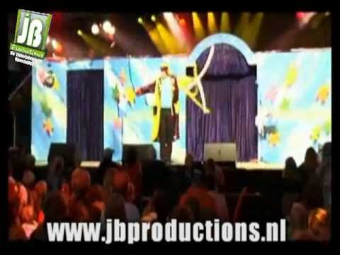 Dolle pret met Bart Juwett - kindershow | JB Productions
