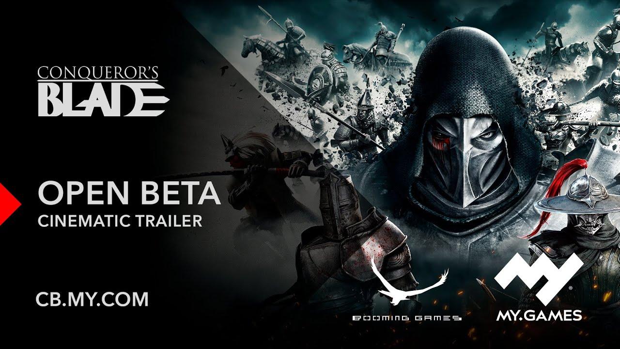 Conqueror's Blade arriva in Open Beta a partire dal 4 Giugno