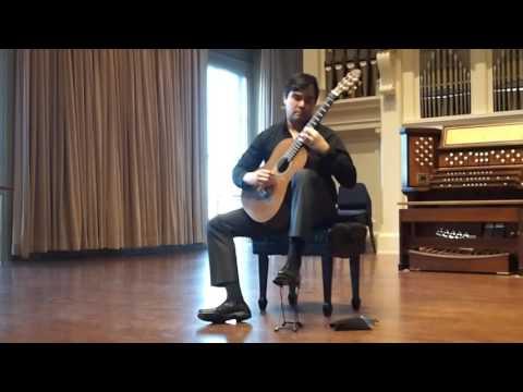 Bach 998 Allegro