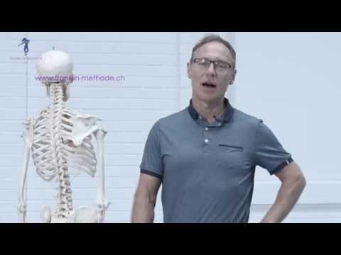 Befreiung des oberen Rückens mit dem Franklin-Ball | Franklin-Methode®