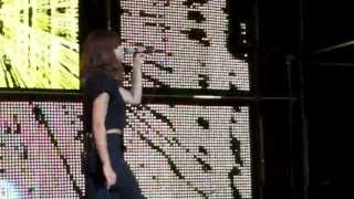 Dragonette -- Right Woman (Calgary Stampede, July 8, 2013)