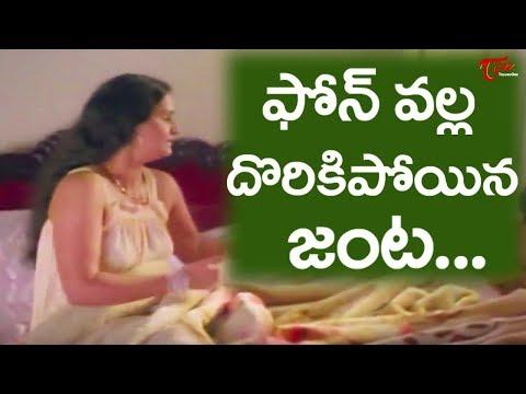 Allari Naresh Illegal Affair With  Apoorva Aunty - NavvulaTV