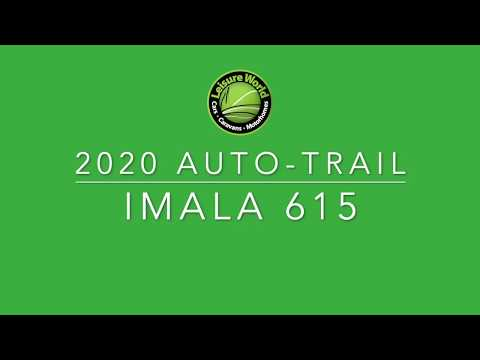 Auto-Trail Imala 615 Video Thummb