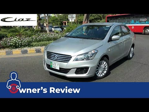 Suzuki Ciaz Owner's Review