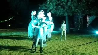 preview picture of video 'Jerusalem Light festival 2011'