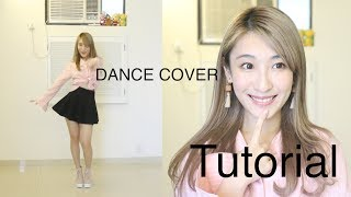 TWICE   One More Time [Tutorial And Dance Cover]