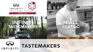 INFINITI Michelin TasteMakers - Niall Keating   Kholo.pk
