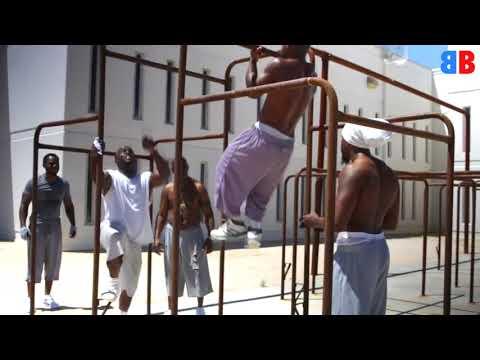 PRISON TRAINING/WORKOUT