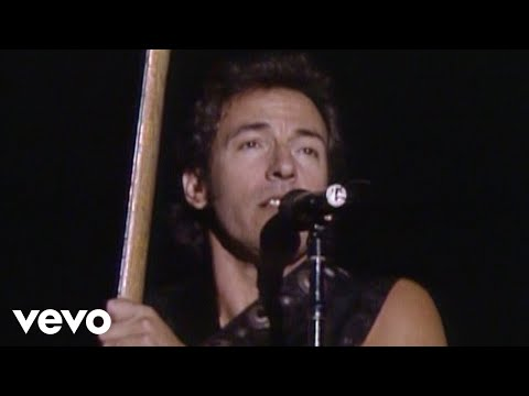 Bruce Springsteen – Born In The U.S.A. (Live)