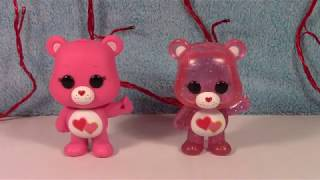 Funko POP! Care Bears Love-A-Lot Bear Unboxing Common & Glitter Exclusive Review