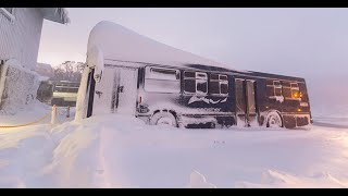 75cm of fresh snow has fallen at Perisher in the last few days!