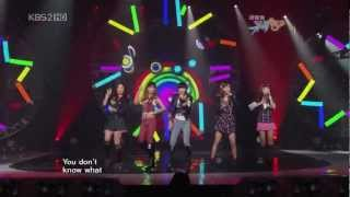 4Minute - What A Girl Wants