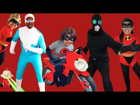 disney pixar incredibles 2 halloween costumes toys and elasticycle