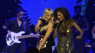 Nicole Scherzinger and Natasha Bedingfield - Ain't Nobody Live at Global Angels Awards 2013