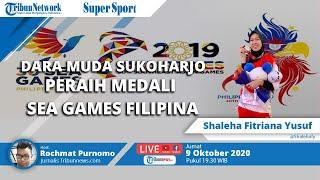 SUPERSPORT: Mengenal Dara Sukoharjo Peraih Medali Sea Games Filipina