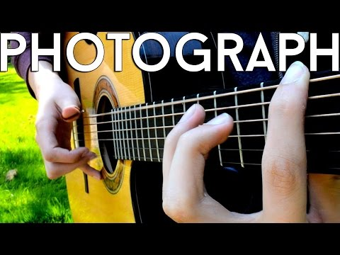 Download Photograph - Ed Sheeran - Fingerstyle Guitar Cover Mp4 HD Video and MP3