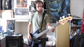 Going Nowhere Fast by Joey Ramone Bass Cover