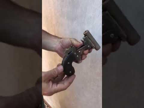 DIY Derringer - Leinad/Cobray Derringer Kit Build - смотреть