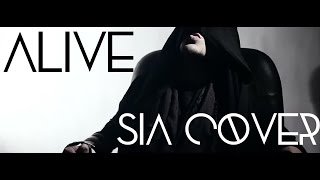 Alive   Sia (Male Cover Original Key)