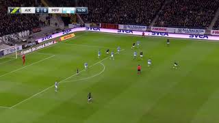 AIK - Malmö FF 1-1 | Highlights