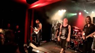 ABORTED -Threading On Vermillion Deception live- Firlej Wrocław 2014