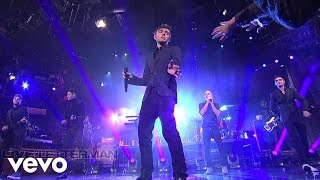 The wanted, The Wanted - I Found You (Live on Letterman)