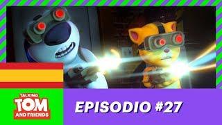 A la caza del pirata fantasma - Talking Tom and Friends (Episodio 27 - Temporada 1)
