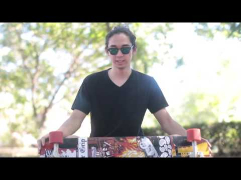 Longboard Review | Omen Riot