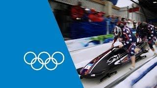 The Art of Bobsleigh | Faster Higher Stronger