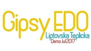 Gipsy Edo Jul 2017 - MIX SLADAKY