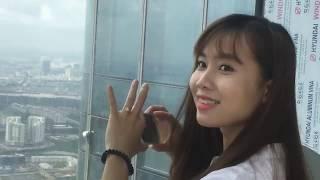 Lên đỉnh tháp The Landmark 81 ngắm Sài Gòn 360 độ