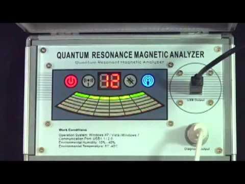 Tu Salud con el analizador de  Resonancia MAGNETICA CUANTICA BIOelectrica.