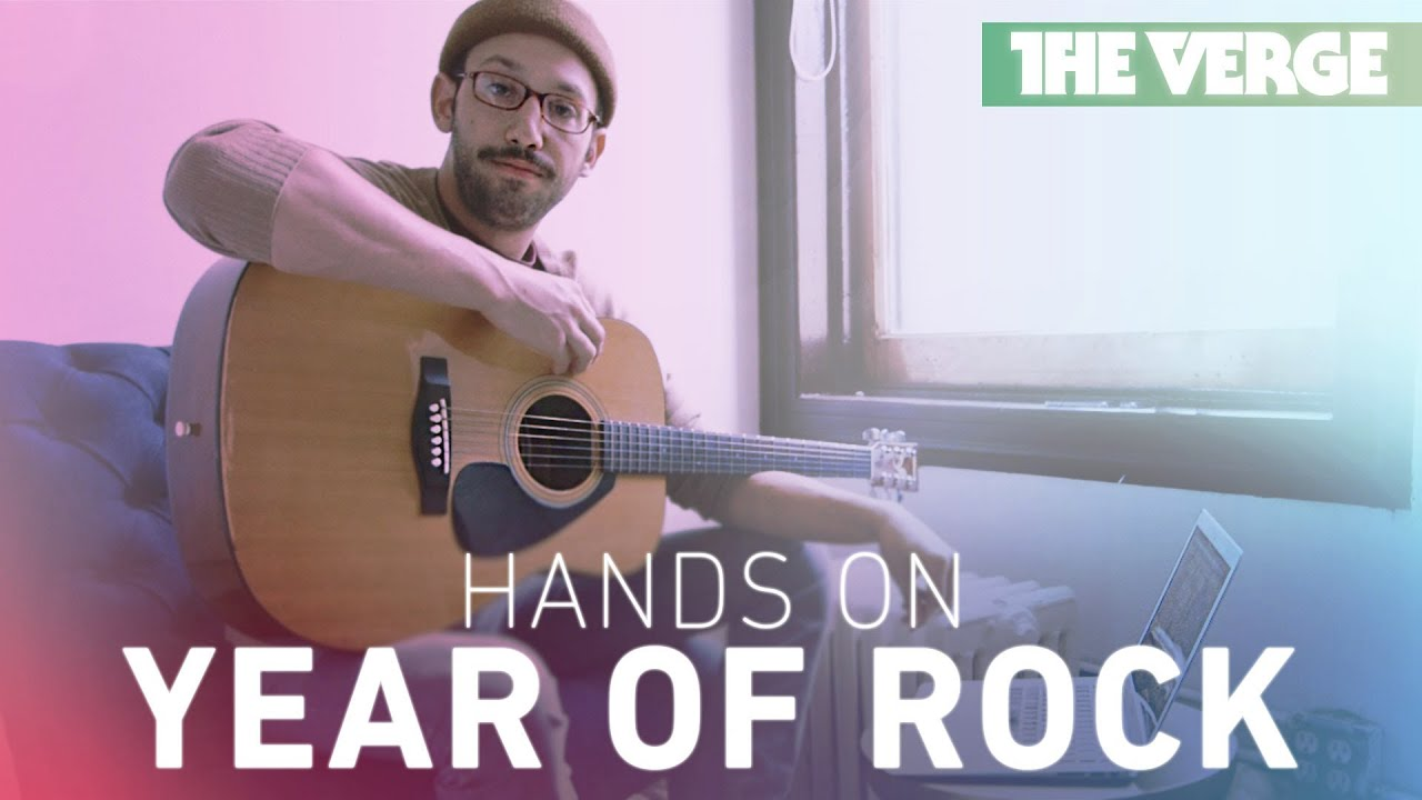 Year of Rock hands-on video thumbnail