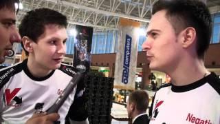 На игре, На игре 2.Новый уровень. Сериал Геймеры, TECHLABS CUP 2012: Интервью с RoX.KIS Point Blank