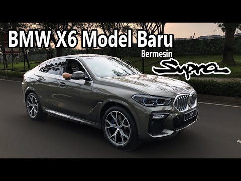 BMW X6 2020 Review Indonesia